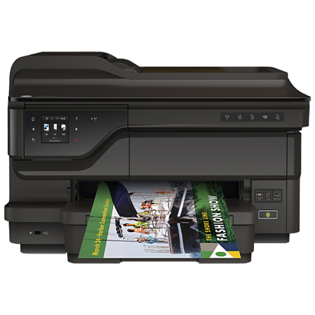HP Officejet 7612 Wide-Format e-All-in-One