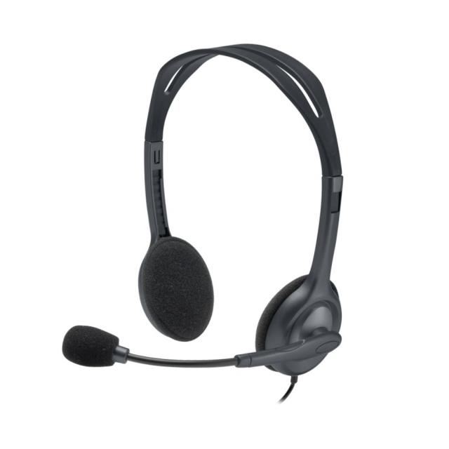 Logitech Headset H111 [981-000588]