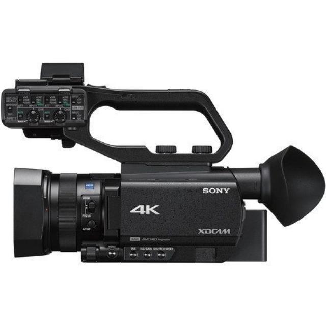 Sony PROFESSIONAL CAMCORDER [PXW-Z90]