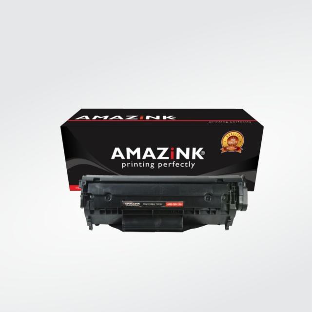 Cartridge Toner Compatible HP 12A AMAZiNK